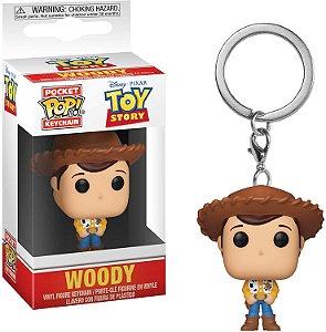 Chaveiro Funko Pop! Keychain: Disney Toy Story - Woody