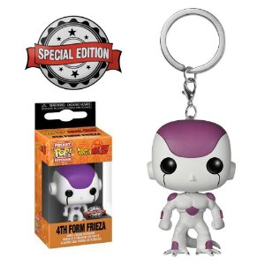 Chaveiro Funko Pop! Keychain: Dragon Ball Z - Frieza