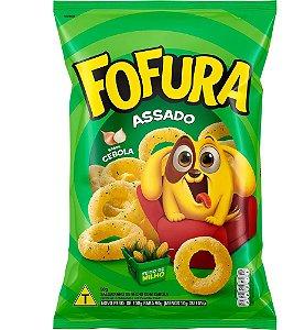 Salgadinho Fofura Cebola 90g - Lucky kit c/ 10 pcts