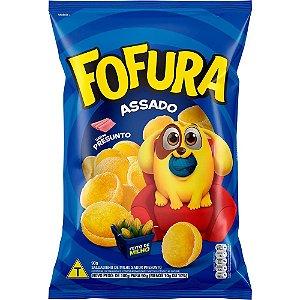Salgadinho Fofura Presunto 90g - Lucky kit c/ 10 pcts