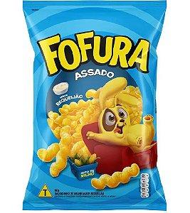 Salgadinho Fofura Requeijão 90g - Lucky kit c/ 10 pcts