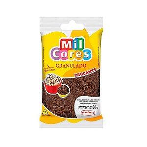 Granulado Crocante Chocolate - 80 Gr