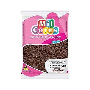 Granulado Macio Chocolate - 2,5Kg