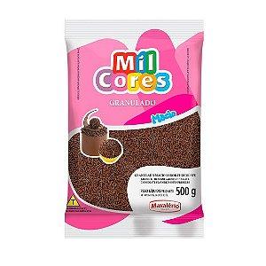 Granulado Macio Chocolate - 500gr