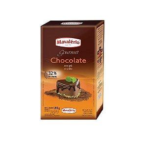 CHOCOLATE EM PÓ 32% DE CACAU MAVALÉRIO - 200gr