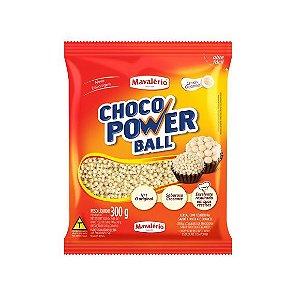 Choco Power Ball Micro Sabor Chocolate Branco - 300gr