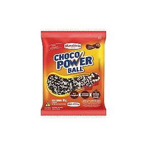 Choco Power Ball Micro Sabor Chocolate e Chocolate Branco - 80gr