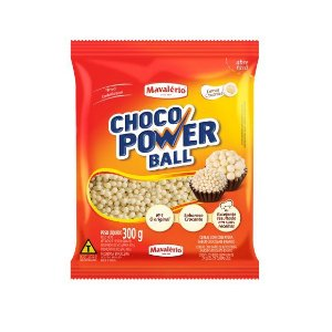 Choco Power Ball Sabor Chocolate Branco - 300gr