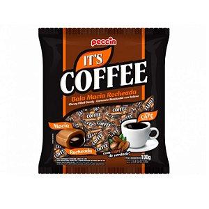 Bala Mastigável Peccin It's Coffee -100gr