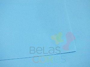 Folha de EVA 40x60cm - Azul Claro - 10 unidades