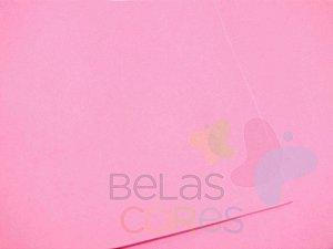 Folha de EVA 40x60cm - Rosa - 10 unidades