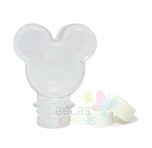 Baleiro/Tubete Mickey 90ml Tampa Branca - 10 unidades