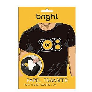 Papel Transfer Dark Tecidos Escuros - Bright - C/ 50 folhas