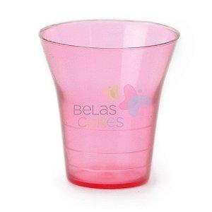 Copinho Cálice 15 ml Vermelho - Kit C/ 50 Unidades