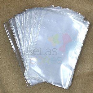 Saco Celofane 20x30 cm - 100 unidades