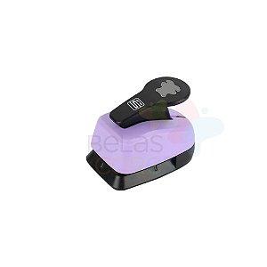Perfurador Artesanal 25mm Ursinho - 1 unidade