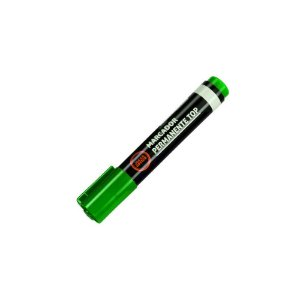 Marcador Permanente Top Ponta 5mm Verde Jocar Office - 1 UN