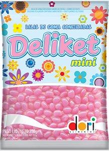 Mini Deliket Frutas Rosa Dori 350g