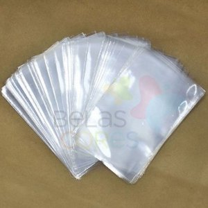 Saco Celofane 15x20cm 200g (Aproximadamente 90 Saquinhos)