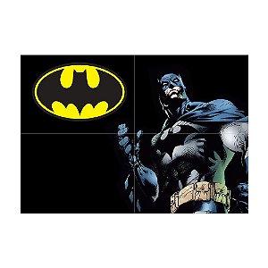 Painel de Festa Decorativo Batman Geek - 1 Unidade