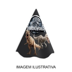 5 Chapéus de Festa Jurassic World