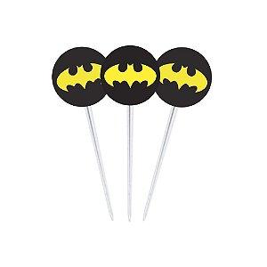 20 Toppers para Docinhos Batman Geek