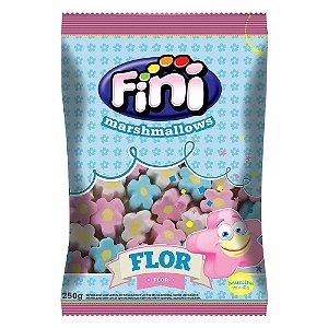 Marshmallow Fini Flor Colorido 250g