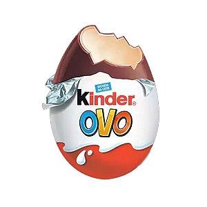 Chocolate Kinder Ovo Meninos com Surpresa 20g - 1 Unidade