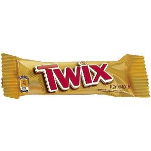 Chocolate Twix com Caramelo 15g - 1 Unidade