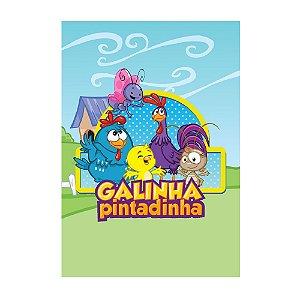 Poster Galinha Pintadinha 30x43 - 1 Unidade