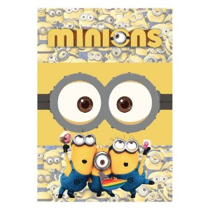 Poster Minions 30x43 - 1 Unidade