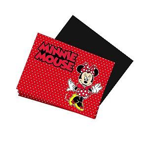 4 Imãs de Geladeira Minnie Vermelha 105x148mm