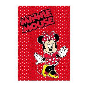 Poster Minnie Vermelha 30x43 - 1 Unidade