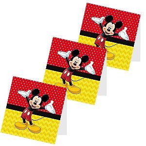 12 Capas de Pirulito Mickey