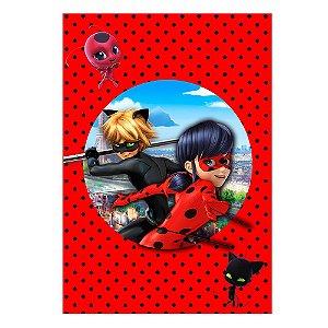 Poster Ladybug Miraculous 30x43 - 1 Unidade