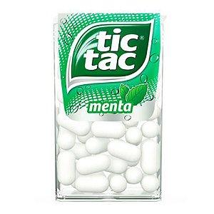 Tic Tac Menta - 1 Unidade