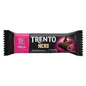 Chocolate Trento Nero com Recheio de Cereja - 1 Unidade