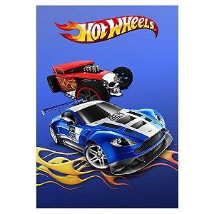 Poster Hot Wheels 30x43 - 1 Unidade