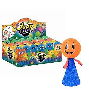 Brinquedo Peteca Jump Crazy - 1 Unidade
