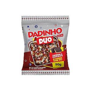 Dadinho DUO Amendoim e Chocolate - 90g