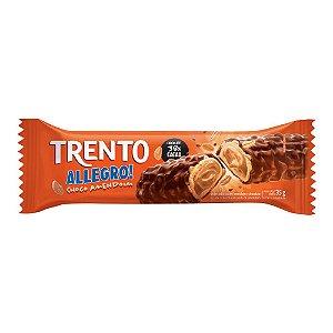 Chocolate Trento Allegro 35g com Recheio de Amendoim - 1 Unidade