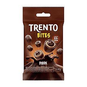 Chocolate Trento Bites Recheio Dark 40g - 1 Unidade