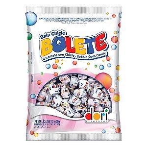 Bala Bolete Dori Bala com Chicle - 600g