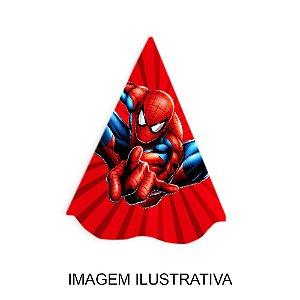 5 Chapéus de Festa Homem Aranha