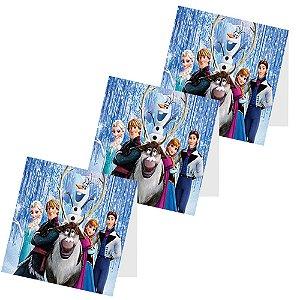 12 Capas de Pirulito Frozen