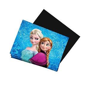 4 Imãs de Geladeira Frozen 105x148mm