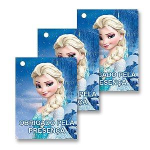 30 Tags Frozen 4x3cm