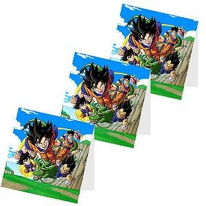 12 Capas de Pirulito Dragon Ball