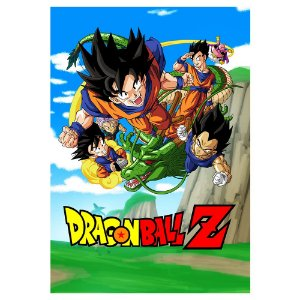 Poster Dragon Ball 30x43 - 1 Unidade