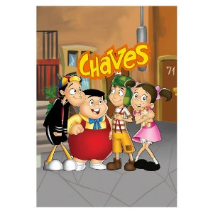 Poster Chaves 30x43 - 1 Unidade